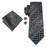 Eye Catcher: 3pc - Uptown Ties