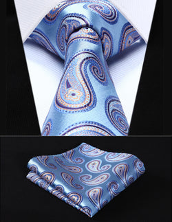 The Boss - w/ Pocket Square - Uptown Ties