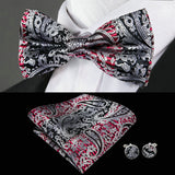 Success Paisley (Pre-Tied) - Uptown Ties