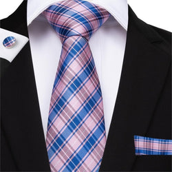 Summer Plaid (2-3 Day Shipping) - Uptown Ties