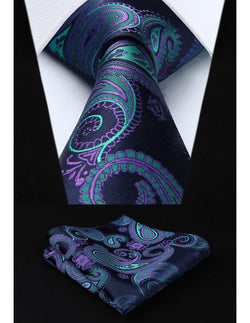 The Odyssey (XL): 2pc Set - Uptown Ties