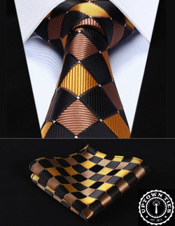 Double Down: 2pc Set - Uptown Ties
