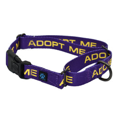 ADOPT ME - Martingale All Nylon Dog Collar