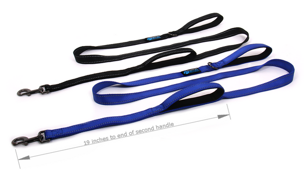 Double Handle Heavy Duty Reflective Leash