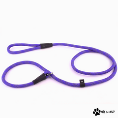 5 Foot Reflective Nylon Rope Slip Lead