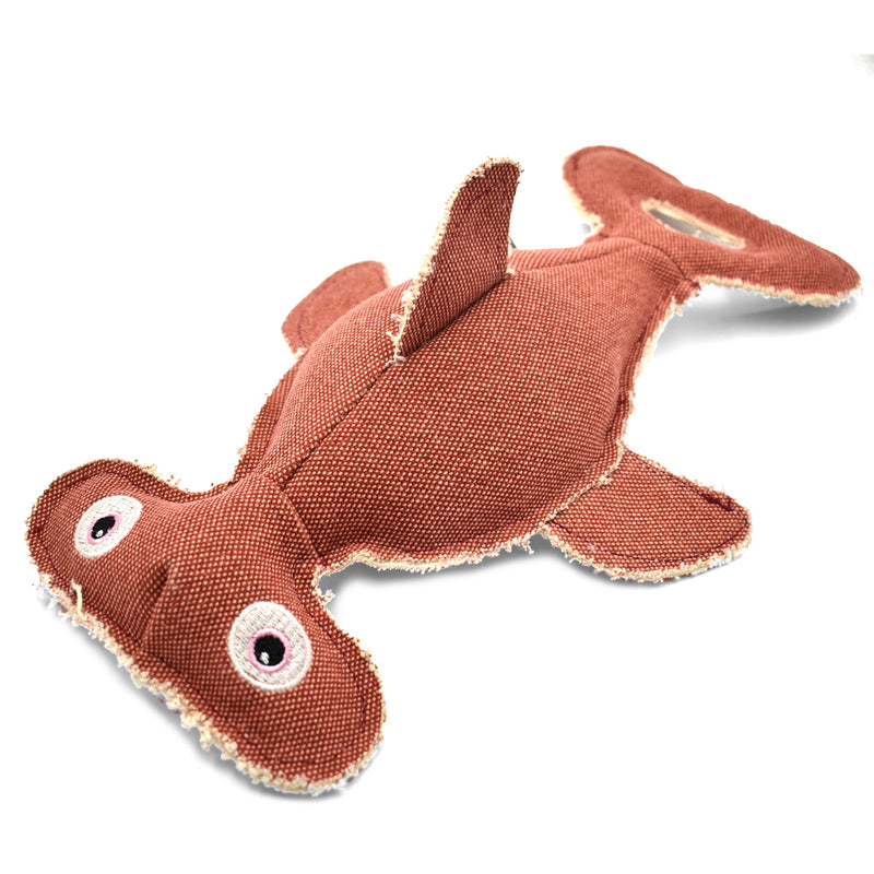 Hammerhead Shark and Lobster Dog Toys