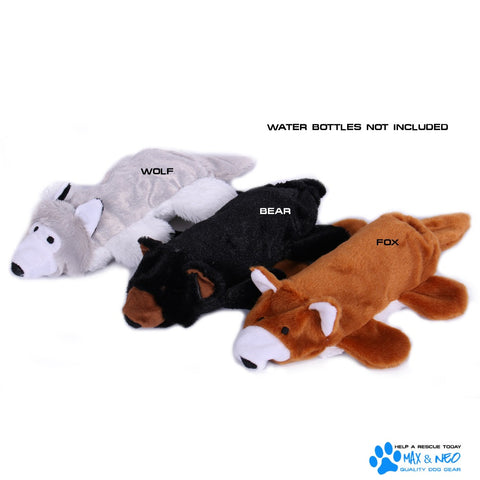 Furry Pals Water Bottle Toys