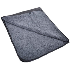 Sherpa Fleece & Nylon Waterproof Dog Blanket
