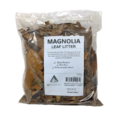 Magnolia Leaf Litter ( 4 Quarts )