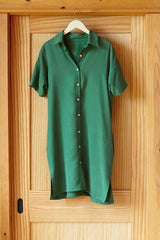 Emerson T Dress - Green - Imperfect