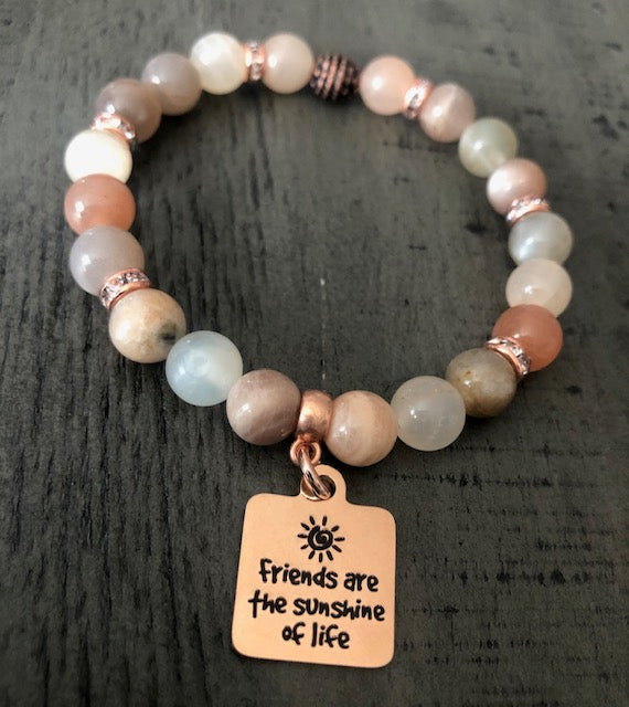 Friends-Sunstone-Charm-Bracelet
