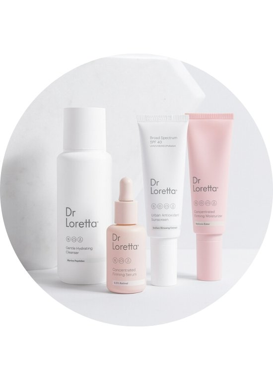 Concentrated Firming Regimen Set - Dr. Loretta