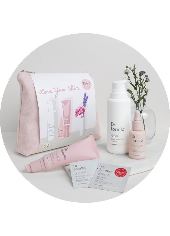 Love Your Skin - Limited Edition Gift Set - Dr. Loretta