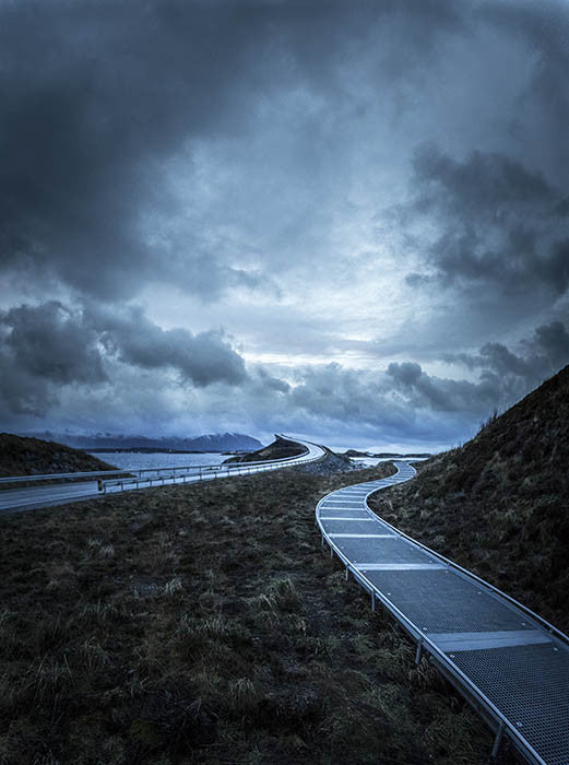 The Atlantic Road in Norway Landscape Photography