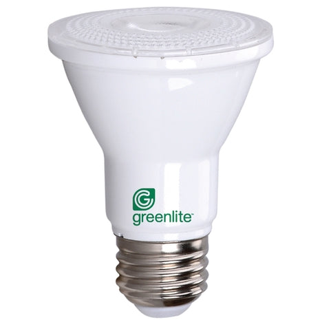 Greenlite 7 watt PAR 20 LED Dimmable Light Bulb