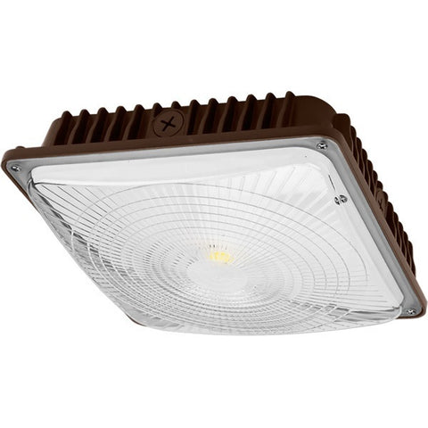 Nationwide Illumination 45w LED Canopy Light (Brown)