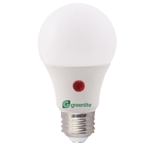 Greenlite 9W Dusk to Dawn LED Bulb A19