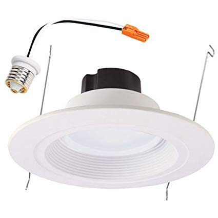 "Nationwide Illumination 12w 3000k LED 6"" Recessed Trim"