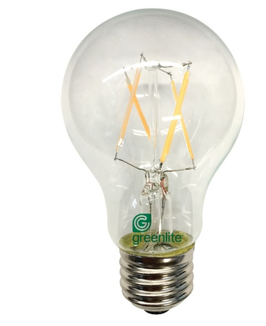 Greenlite 5W A19 Filiment LED Bulb