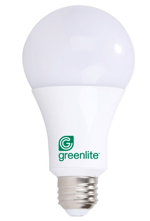 Greenlite 15W LED A19 Bulb Non-Dimming