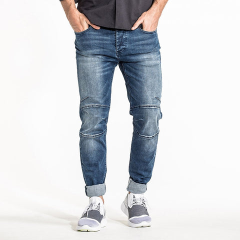 CR7 Denim Type-S Super Skinny - Oasis Blue - front view