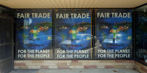 "Flickr: ""Sustainability poster- Fair trade"""