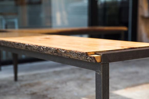 Pecan Table Top | Alabama Sawyer