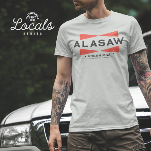 Alasaw T-shirt on Male