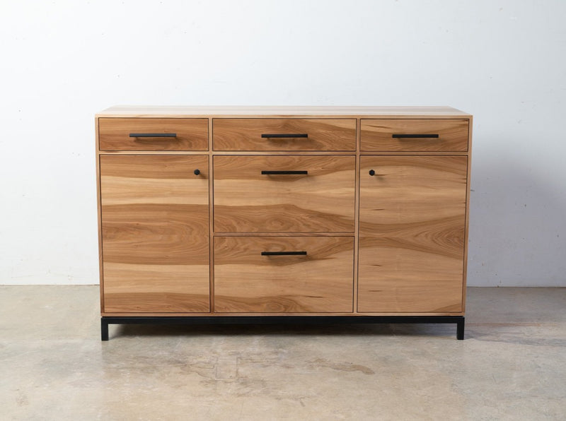 Lanett Credenza in Urban Wood Veneers