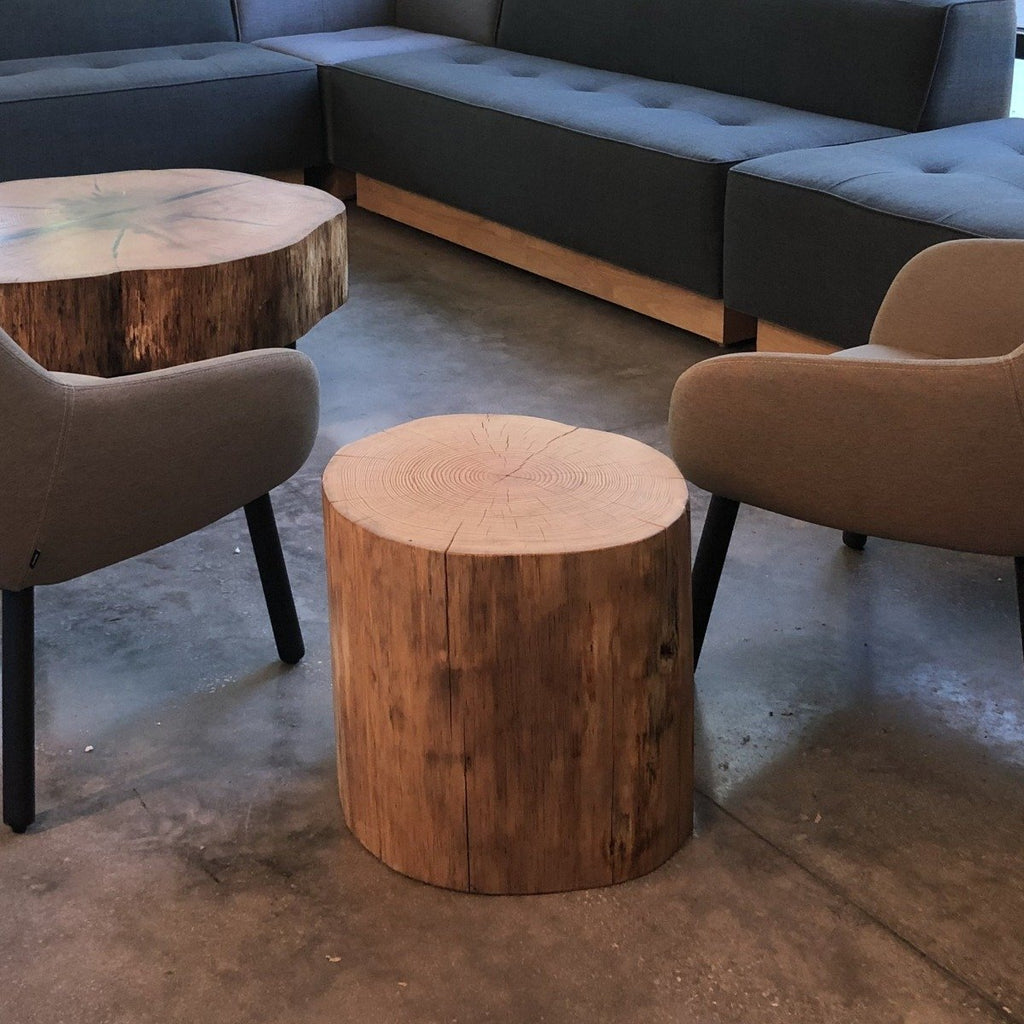 Stump Side Tables 2