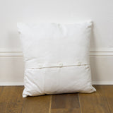 Cocoa pods cushion cover - Theobroma Cacao