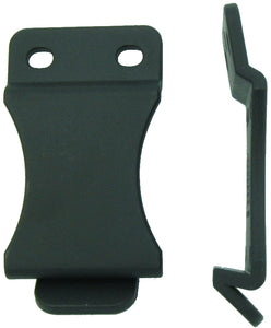 Quick Clip FOMI Kydex Fold Over Poly Universal Knife Sheath or Gun Holster Clip - Flush Mount w/holes (FOMI)
