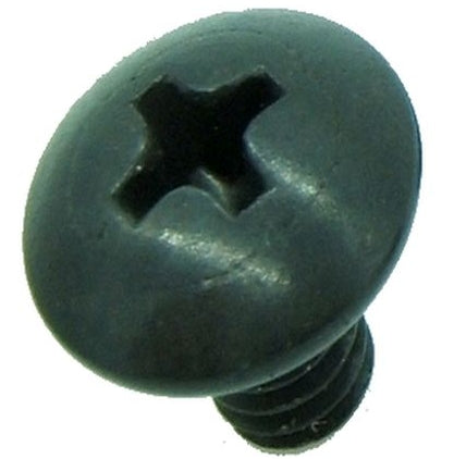 Machine Screw - Phillips Truss in Mil Spec Black Oxide Finish