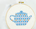 Cross Stitch Kit - Teapot