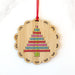 Holiday Ornament Kit - Bright Tree