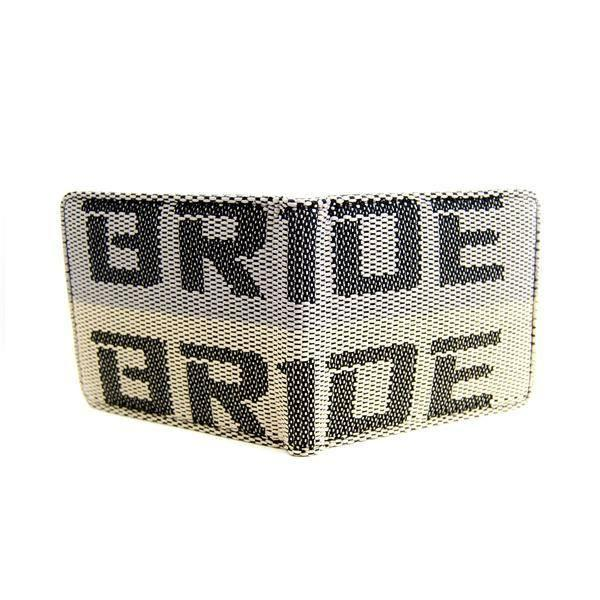 Bride Wallet (Grey/Yellow) - The JDM Store