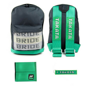 Bride Backpack & Wallet/Lanyard Combo - The JDM Store