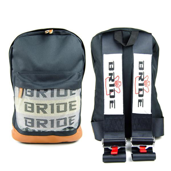 Black Bride Harness Backpack - The JDM Store