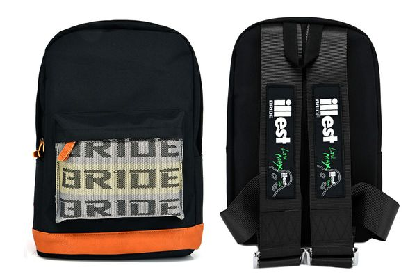 illest Bride Backpack (NEW) - The JDM Store