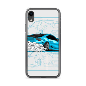 Toyota GT86 iPhone Case