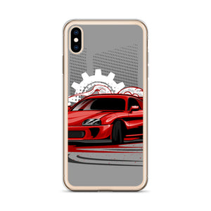 Toyota Supra iPhone Case