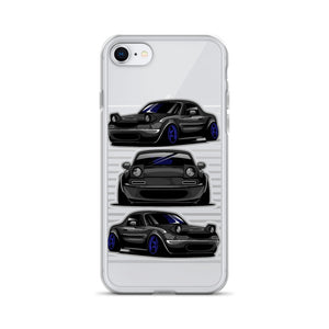 Mazda Miata iPhone Case