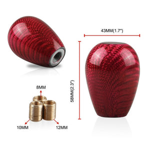 Carbon Fiber Gear Shift Knob