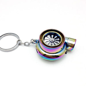 Turbo Lighter Keychain (SOUND+Lighter)