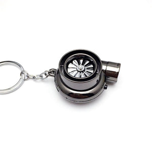 Turbo Lighter Keychain (SOUND+Lighter) - The JDM Store