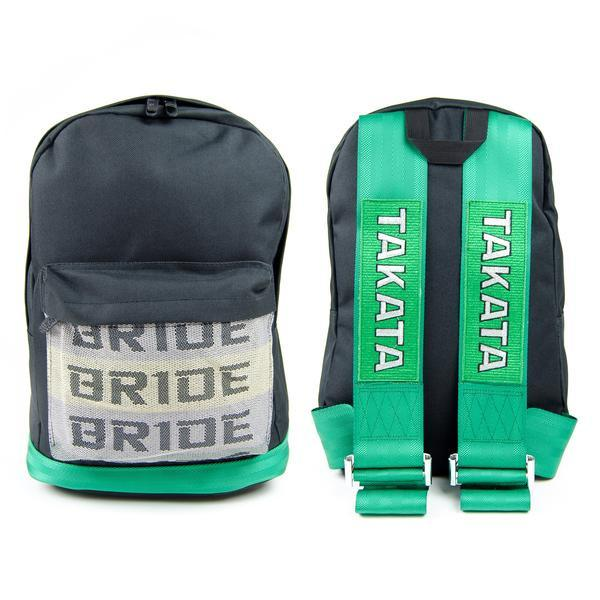 Bride Racing Harness Backpack - The JDM Store