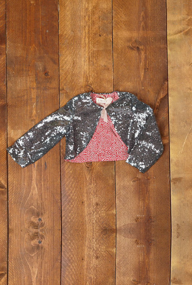 Jacket - Silver Sequin - Palava