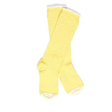 Children's Socks - Lemon Polka Dot - Palava