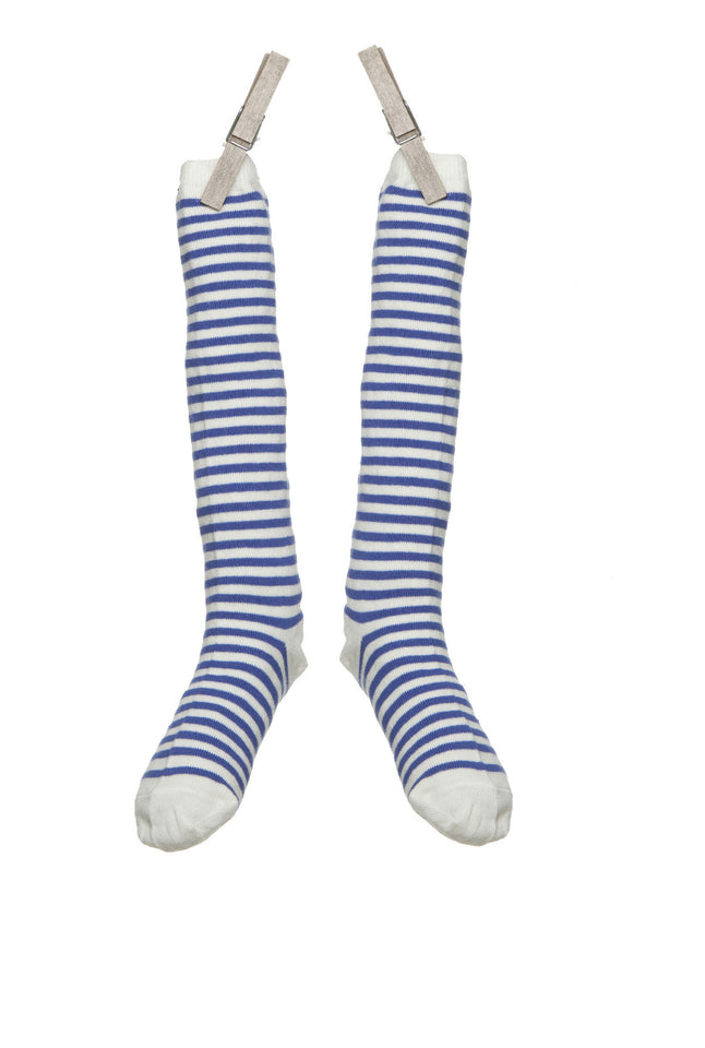 Children's Socks - Royal Blue Stripe - Palava