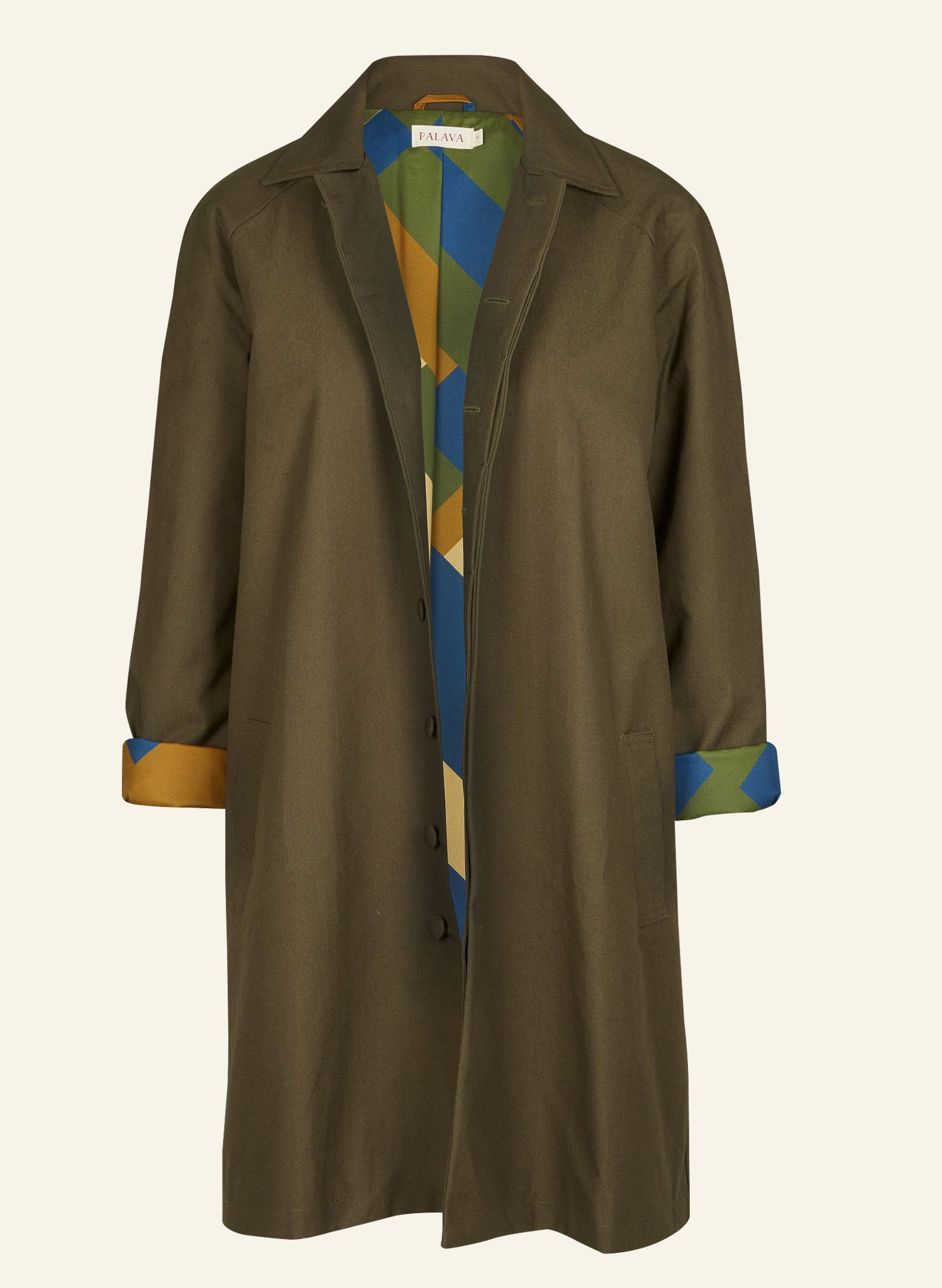 Trenchcoat - Green
